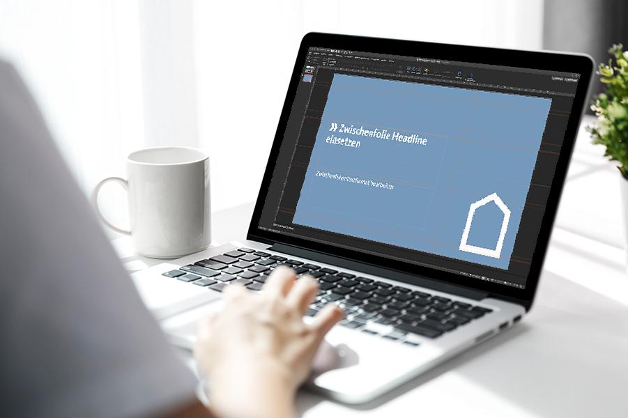wertfaktor PowerPoint Präsentation - Zenker Design