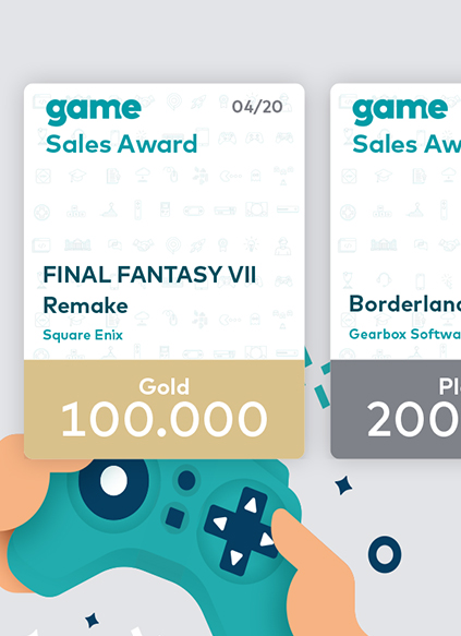 game sales award small - Zenker Design